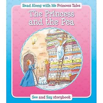 De prinses en de erwt (Lees samen met mij prinses Tales)