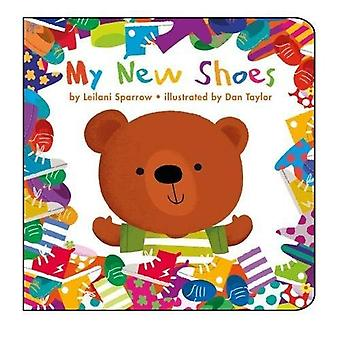 My New Shoes [Board book]