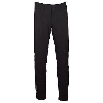Moose Knuckles Moose Knuckles Black Zip Off Tracksuit Pants