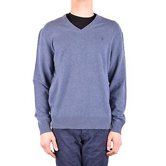 Ralph Lauren Blue Wool Sweater