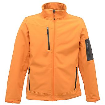 Regatta Standout Womens/Ladies Arcola 3 Layer Softshell Jacket (Waterproof And Breathable)