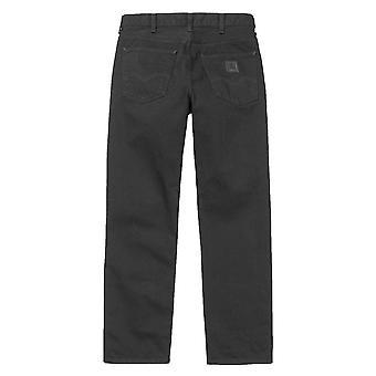 CARHARTT pantalon Marlow Jeans rincés (Maitland Denim)