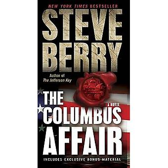 The Columbus Affair by Steve Berry - 9780345526526 Book