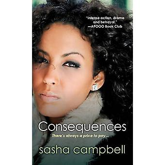 Consequences by Sasha Campbell - 9781496700926 Book