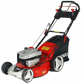 Cobra MX514SPB 20inch 4-in-1 Collection Self Propelled Petrol Lawn Mower