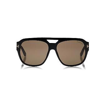 Tom Ford Tom Ford lucido nero Bachardy occhiali da sole