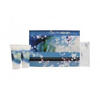 Kenzo L'Eau Par Kenzo Gift Set 50ml EDT + 2 x 40ml Shower Gel