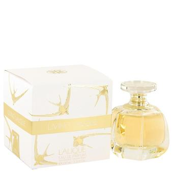Living Lalique Eau De Parfum Spray By Lalique 100 ml