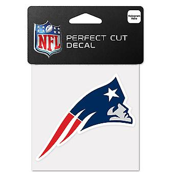 Wincraft decal 10x10cm - NFL New England Patriots