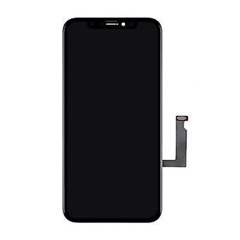 Schermo Stuff Certified ® iPhone XR (touchscreen , LCD e parti) AAA - Qualità - Nero