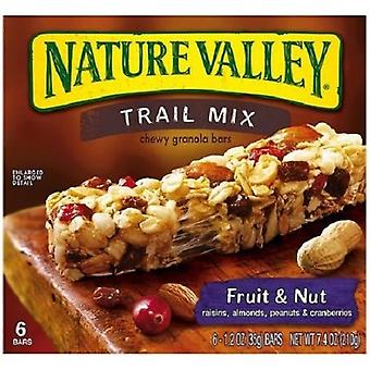 Nature Valley Trail Mix Fruit & Nut Bars
