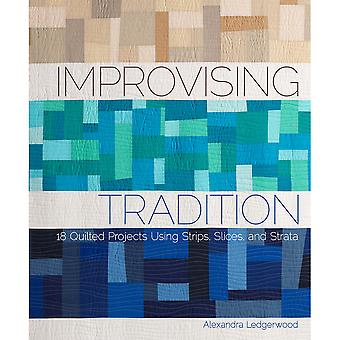 Interweave Press-Improvising Tradition IP-33372