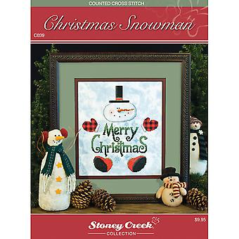 Stoney Creek Chart Packs Christmas Snowman Scc C039