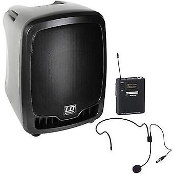 Portable PA speaker 16.5 cm 6.5  LD Systems Roadboy 6.5
