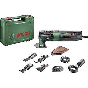 Multi Tool Bosch PMF 250 CES Set