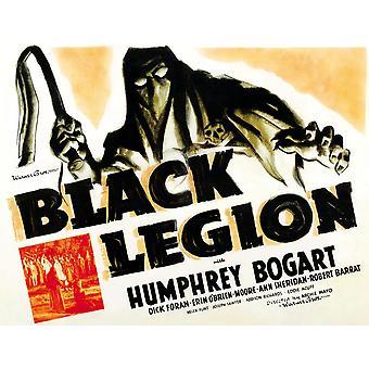 Black Legion Half-Sheet Poster Art 1937 Movie Poster Masterprint