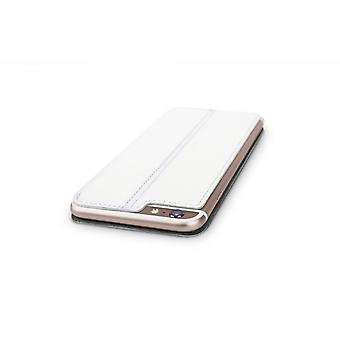 Twelve South SurfacePad real leather wallet case cover for Apple iPhone 6 6 S white