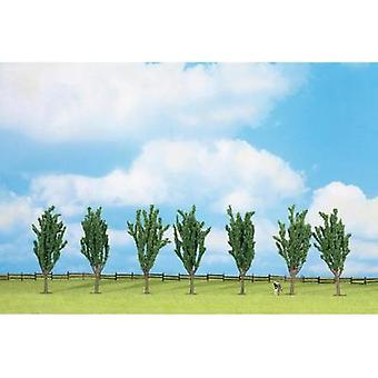 Tree set 120 up to 120 mm NOCH 25098 Green 7 pc(s)