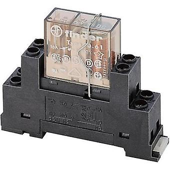 Finder 95.65M Relay Socket 8-Pole With Bracket