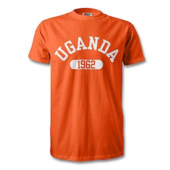 Uganda Independence 1962 T-Shirt