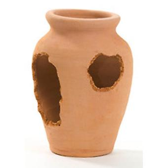 Ornamental Terracotta Urn - Classic Single (16cm) (Pack of 4)