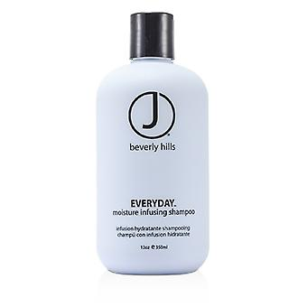 J Beverly Hills Everyday Moisture Infusing Shampoo 350ml/12oz