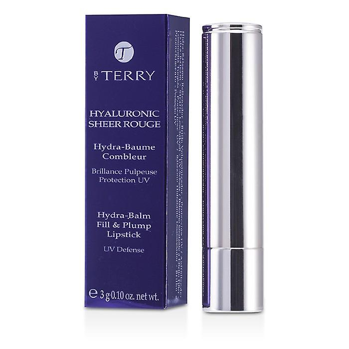 By Terry Hyaluronic Sheer Rouge Hydra Balm Fill & Plump Lipstick (UV Defense) - # 2 Mango Tango 3g/0.1oz