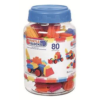B. you istle 80 pieces blocks (Toys , Preschool , Constructions)