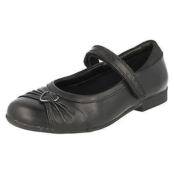 Clarks formalen/Mädchenschule Schuhe Dolly Herz