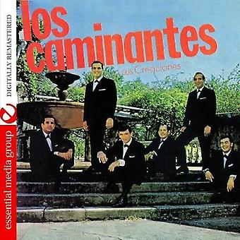 Los Caminantes - importazione USA Y Sus Creaciones [CD]