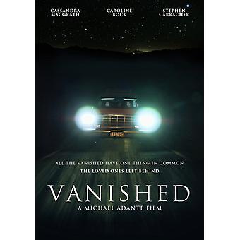 Forsvundne [DVD] USA importerer