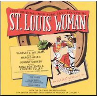 St. Louis Woman - St. Louis kvinde (1998 oprindelige New York Cast [CD] USA importerer