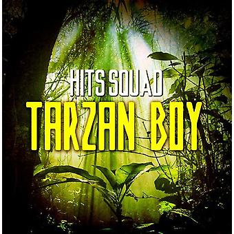 Hits Squad - Tarzan jongen [CD] USA import