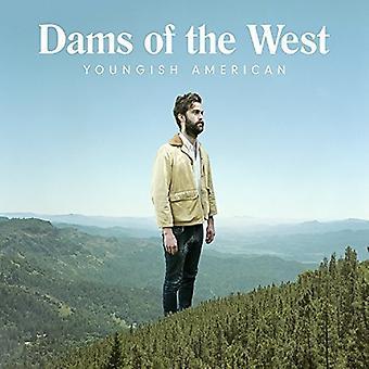 Dammer av vest - Youngish American [Vinyl] USA importere