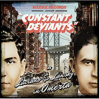 Constant Deviants - Omerta [Vinyl] USA import