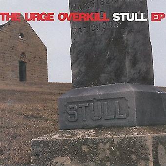 Urge Overkill - Stull EP [CD] USA importerer