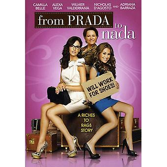 Von Prada, Nada [DVD] USA importieren