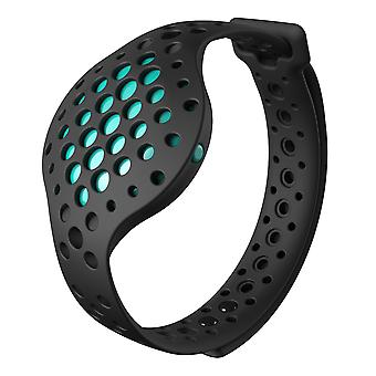 Moov now MultiSport fitness bracelet aqua blue