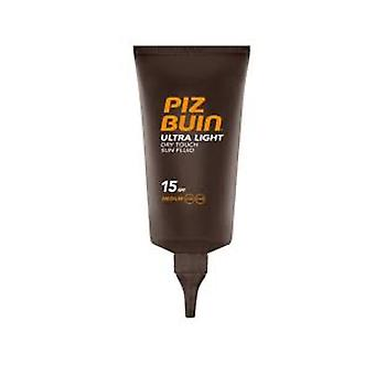 Piz Buin Piz Buin Ultra Light Dry Touch Sun Fluid SPF15 (Medium) 150ml