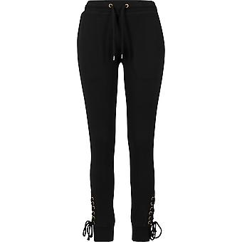 Urban Classics Ladies Fitted Lace Up Pants