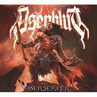 Asenblut - Berserker [CD] USA import