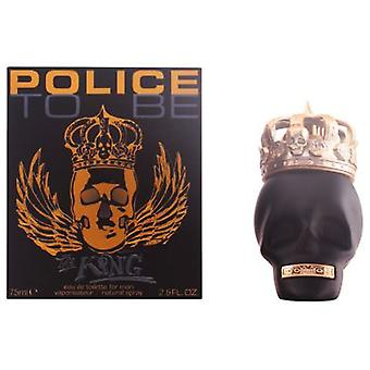 Police To Be The King Eau De Toilette (Perfumes , Perfumes)