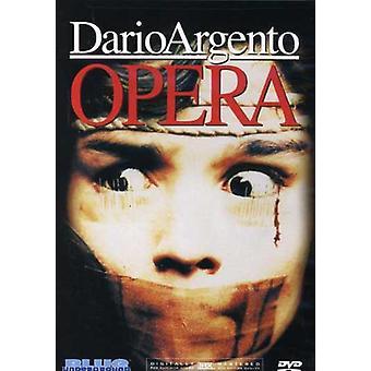 Opera [DVD] USA importerer