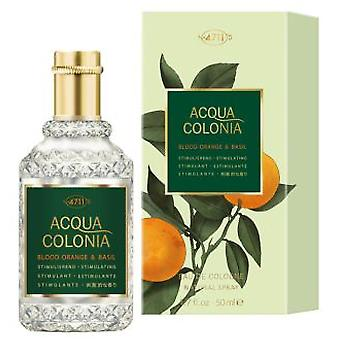 4711 4711 Acqua Colonia Blood Orange Basil Eau De Cologne 50Ml (Perfumes , Perfumes)