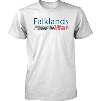 Falklandskriget inspirerade - barn T Shirt