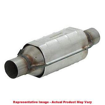 Flowmaster Catalytic Converters - 49 State Universal 2250225 2.50in Inlet / Out