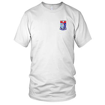 US Army - 26th Infantry Brigade Combat Team Special Troops Battalion Embroidered Patch - STB-46 Mens T Shirt
