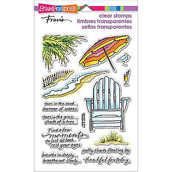 Stampendous perfekt Clear Stamps 4