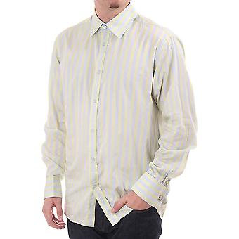 Ted Baker Mens Mens Striped Ls Shirt