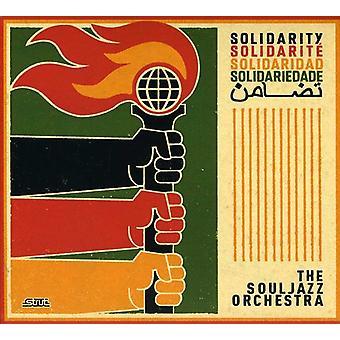 Soul Jazz Orchestra - solidaritet [CD] USA importerer